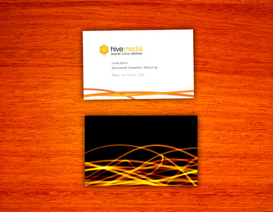 Hive business cards